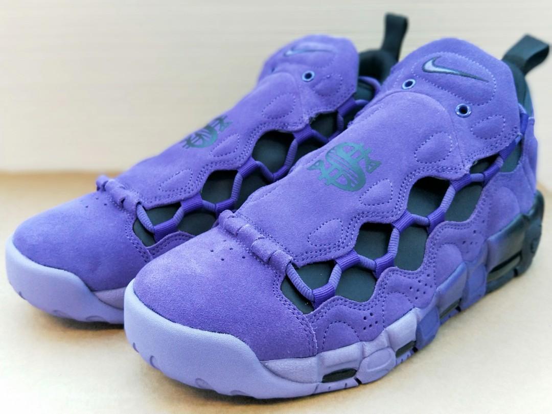 Nike Air More Money QS Court Purple Tri