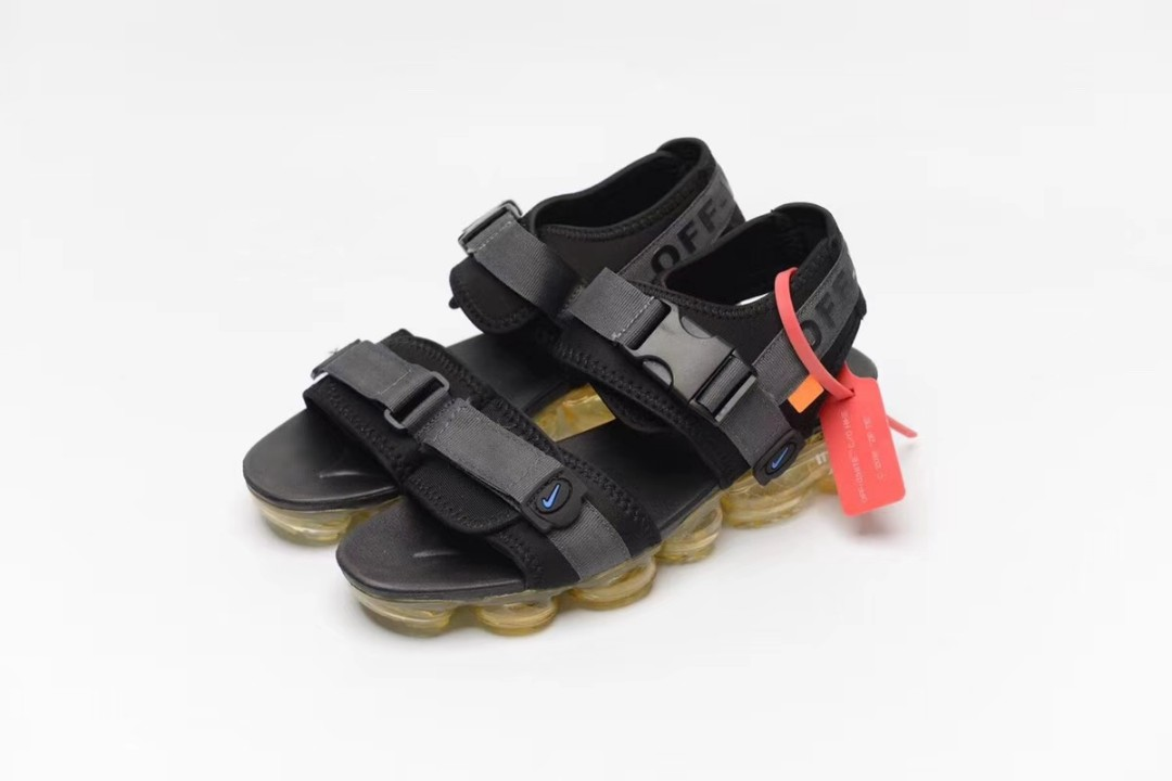 Off White X Nike Air Vapormax Sandals