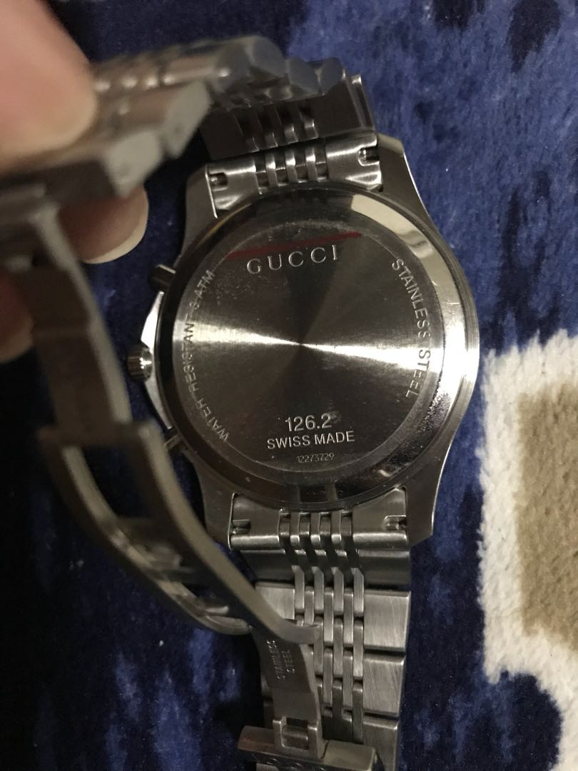 53346348188 Original price is 899sgd its gucci men s watch negotiate