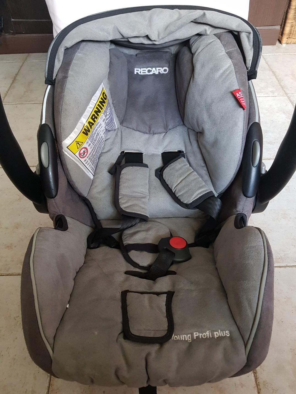 Recaro Baby Car Seat Used Babies Kids Strollers Bags