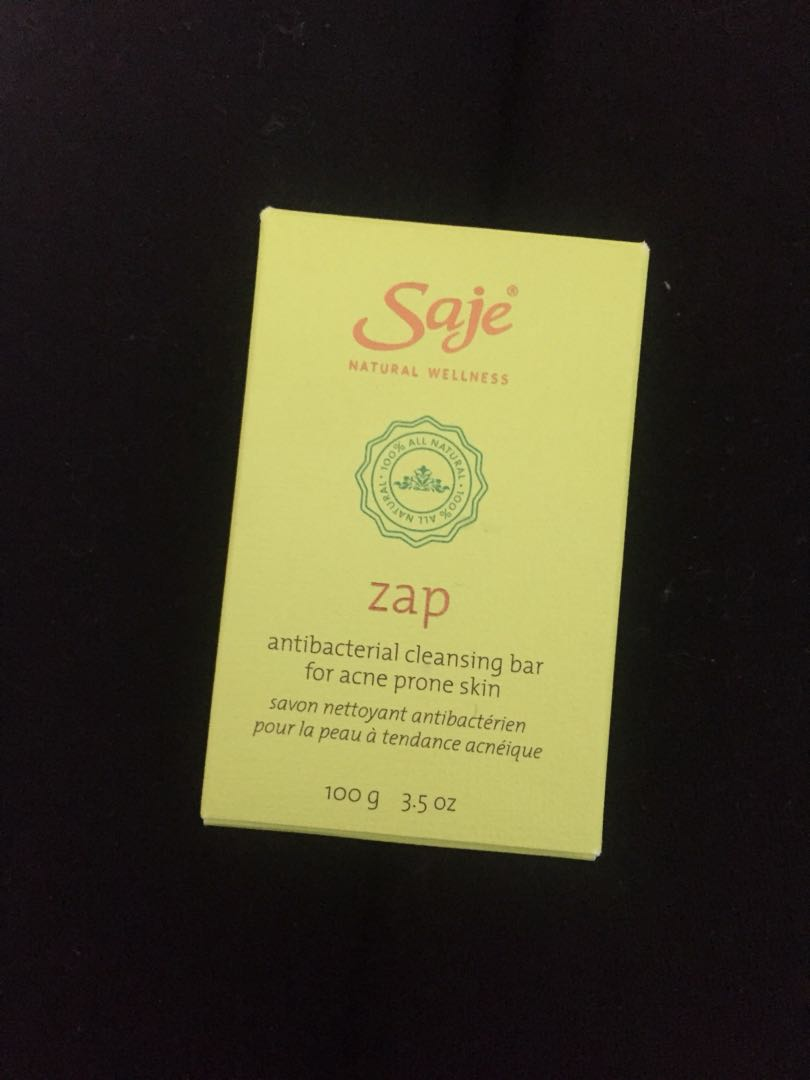 Soap for acne prone skin