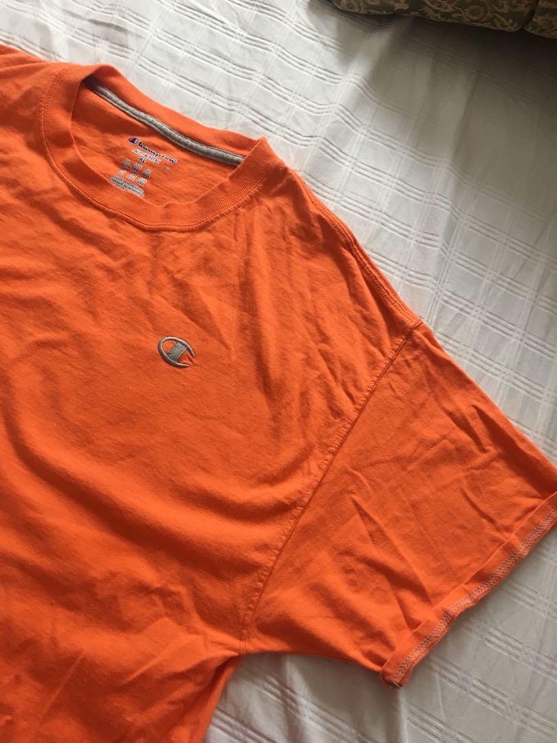 XL authentic champion shirt