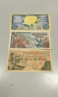 Indonesia notes