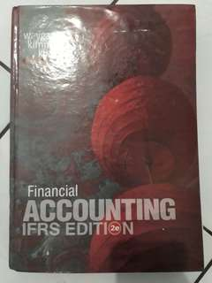 Buku kuliah Financial Accounting IFRS Edition (Weygandt Kimmel Kieso)