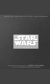 New Limited Edition 40th Anniversary Star Wars A New Hope Vinyl Boxset