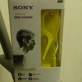 Sony運動耳機