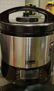 OXONE ELECTRIC PRESURE COOKER