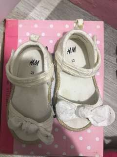 H&M toddler sandals