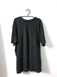 Calvin Klein Basic Black Tee XL
