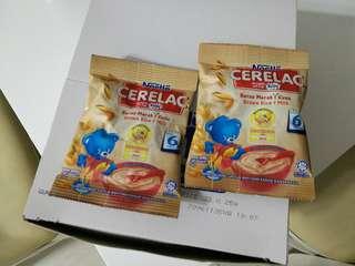 27 packs of Nestlé Cerelac Infant Cereal Stage 1