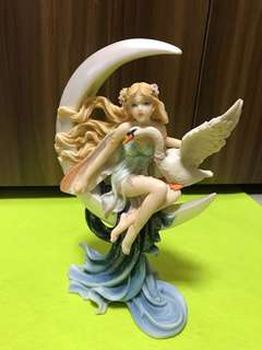 月光女神陶瓷