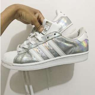 For Sale Adidas Superstar ORI in Silver
