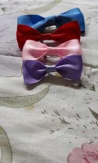 ribbon brooches