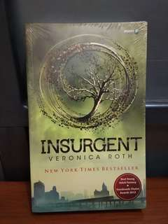 Novel Insurgent by Veronica Roth