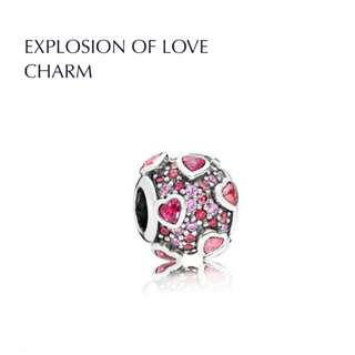 EXPLOSION OF LOVE CHARM