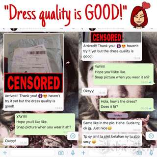 CUSTOMER'S REVIEW!!!!