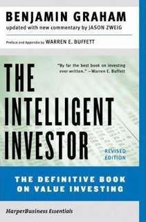 eBook - The Intelligent Investor by Benjamin Graham