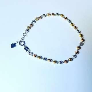 For mother's day gift- 18k bracelet