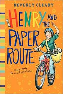 eBook - Henry and the Paper Route by Beverly Clearly