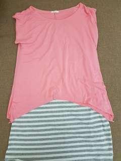 🚚 台灣製造純棉哺乳衣(2件式)