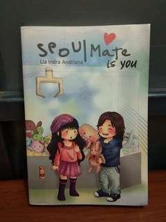Novel Seoulmate is You