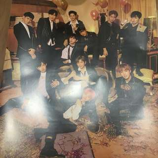 Wannaone poster