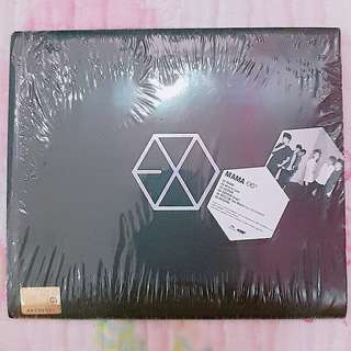 (CLEARANCE!) EXO MAMA (M VER)