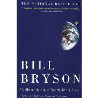eBook - A Short History of Nearly Everything by Bill Bryson