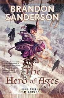 eBook - The Hero of Ages by Brandon Sanderson