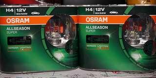Osram H4 All Season