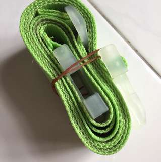 Travel luggage tie