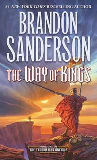 eBook - The Way of Kings by Brandon Sanderson