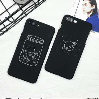 Starry Night & Wishing Jar IPhone Case