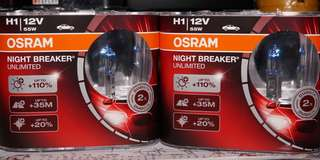 Osram H11 Nightbreaker Unlimited