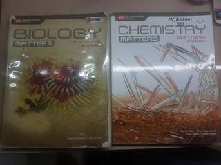 Upper Secondary Science Textbooks