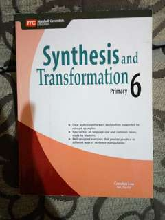 Synthesis & Transformation P6