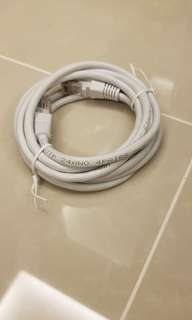 eje 1m cat5e 24awg lan cable