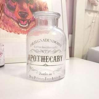 Apothecary Glass Jar