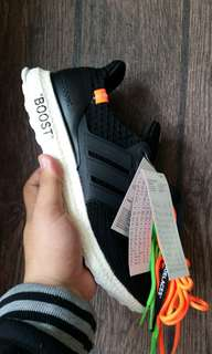 ULTRABOOST 4.0 X UNDEFEATED UNAUTHORIZED AUTHENTIC