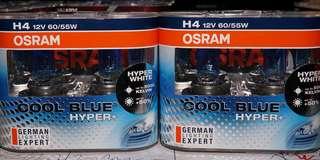 Osram H4 Cool Blue Hyper+