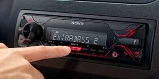 Sony DSX-A110U Car Stereo USB/AUX/FM waja/persona