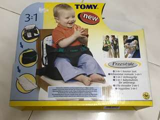 3 in 1 Booster Seat