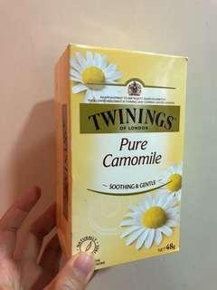 Twinings pure chamomile tea AUSTRALIA 甘菊菜