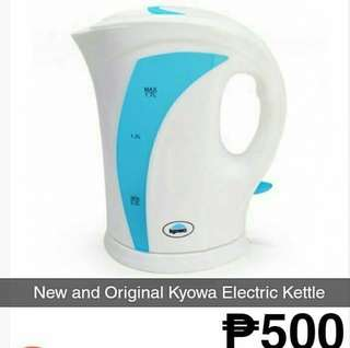 New and Original Kyowa Electric Kettle