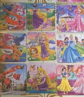 [OFFER] CHILDREN Jigsaw Puzzles