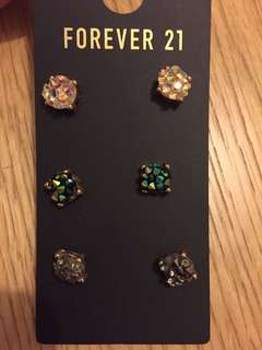 Earrings new forever21 earrings