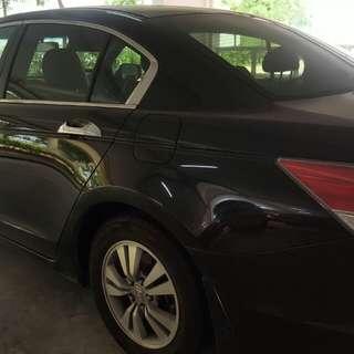 Honda accord 2.0