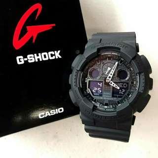 GSHOCK WATCH GA-100 collection