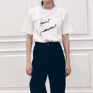 saint laurent tee