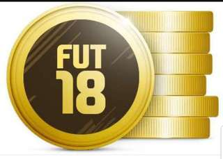 Fifa 18 coins for XBOX ONE (VERY CHEAP!!!)